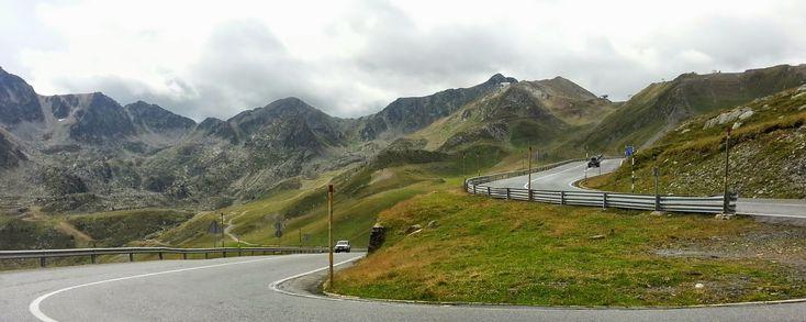 Andorre Port d'Envalira Août 2014