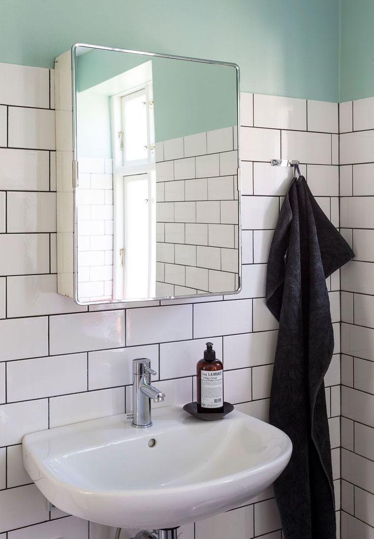 Maskulint og minimalt badeværelse | Bobedre.dk