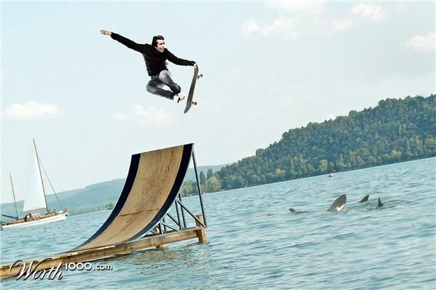 woww wht a stunts