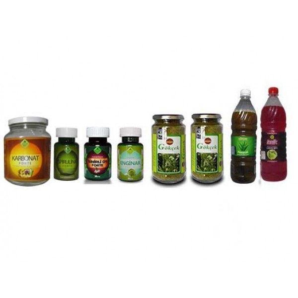 Sinirli Ot- Enginar- Frenk Kimyon- Gökçek Tonik Set - Doğal Tedavi - İbrahim Gökçek - Alternatif Tıp - Bitkisel Ürünler - İksir - Alovera - Bitkisel Sağlık Ürünleri - Şifalı Bitkiler - Bitkisel Setler - Bitkisel İlaçlar - Herbalist İlaç Değil Bitkisel Gıda Takviyesidir. www.alternatiftip.com.tr