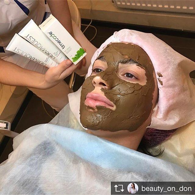 Repost by @beauty_on_don ‼️‼️‼️Ультрозвуковая чистка +шоколадная маска ��#beauty #cosmetology #professional #cosmodex #rostovondon #indastrial #fashion #sunney #wedding #welcome http://tipsrazzi.com/ipost/1516106053237274772/?code=BUKSmw5BviU