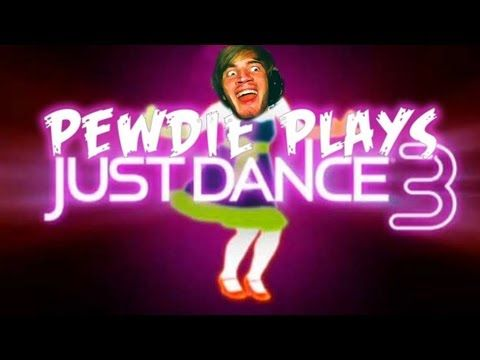 WHY AM I DOING THIS? - Just Dance 3 (Pewdiepie) the most amazing thing ivd ever seen!