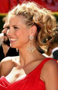 2017 Trendige Frisuren: Heidi Klum   Trend Haare