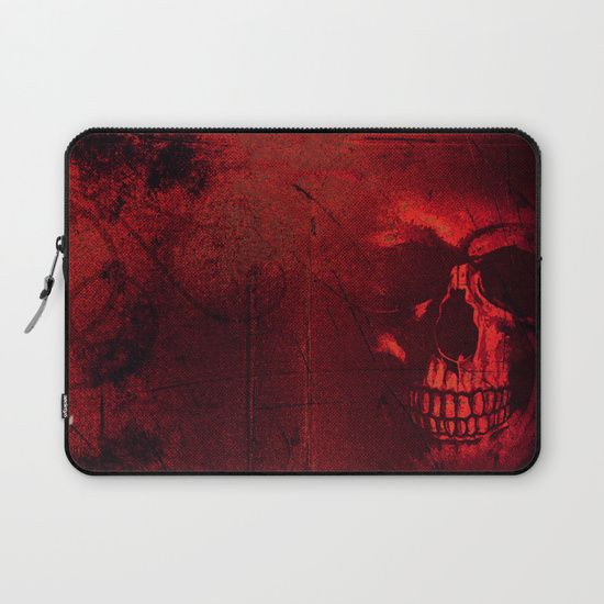 Profondo Rosso Laptop Sleeve by Scar Design. Labor Day Sale: 20% Off + Free Worldwide Shipping on Everything Today!. Rebel Propaganda Poster Laptop Sleeve. #sales #save #discount #freeshipping #skull #profondorosso #dark #skulllaptopcase #geek #laptopsleeve #nerd