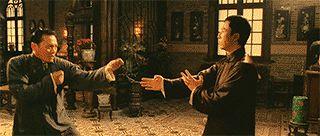 """boardsdonthitback: """" Donnie Yen vs. Chen Zhihui - Ip Man (2008) """""""
