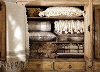 Χρησιμοποιήστε ζεστά μάλλινα υφάσματα, καρό ταπετσαρίες και δώστε ένα φθινοπωρινό look στο σπιτι σας | Small Things