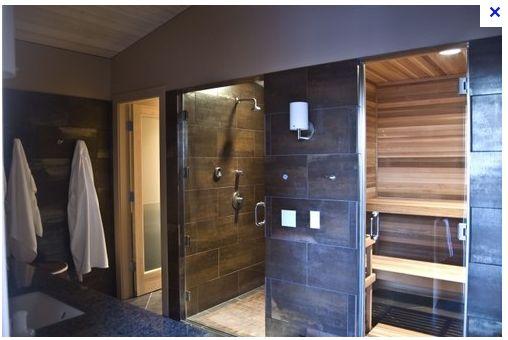 Idee voor badkamer in de kelder