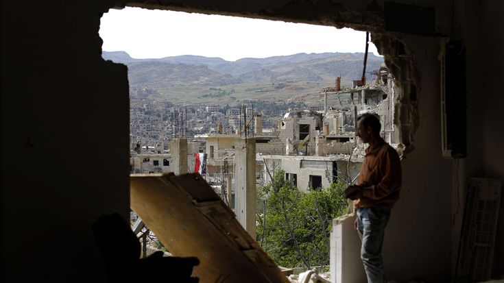 The New Syrian Cease-Fire Isn't That New