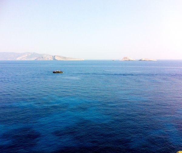 Tranquility in the Aegean Sea