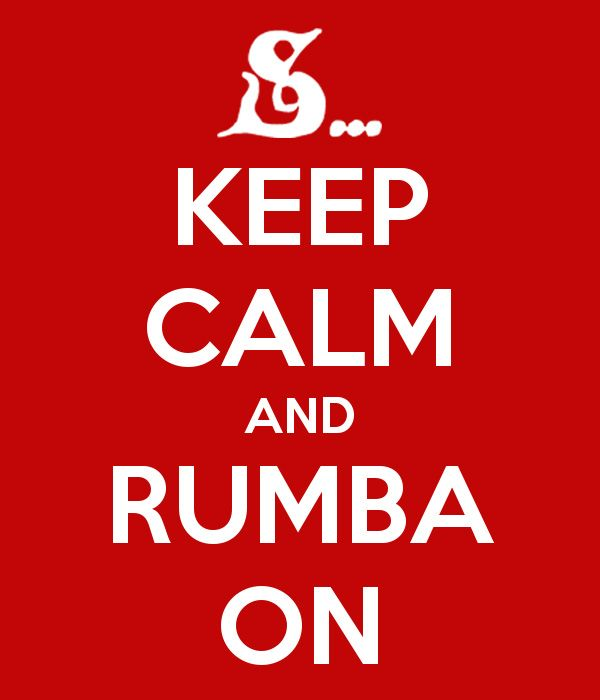 #Rumban, #keep calm