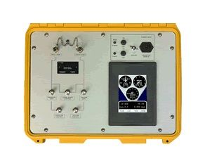 DFW Instruments DPST-5000 is compact, light weight precision test set.