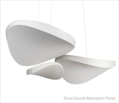 Fiberglass Absorption Panel : Studio lilica dune sound absorption panel cool