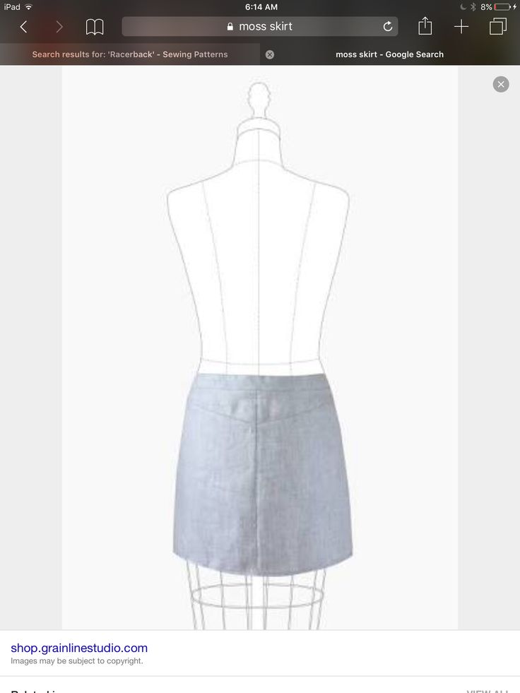 Moss skirt, if there is time