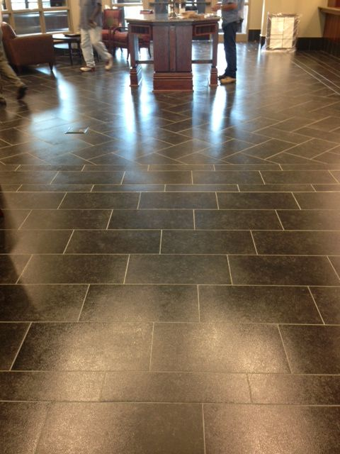 1000 images about commercial interiors crossville tile for Bluestone flooring interior