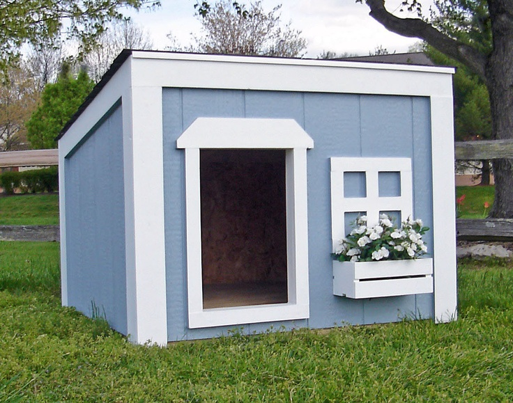 cute dog houses made in tennessee