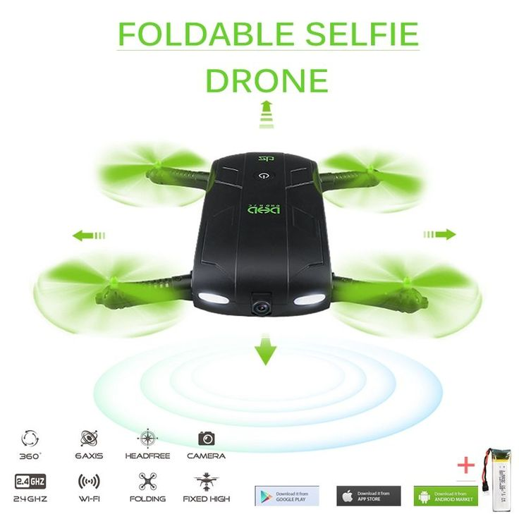 DHD D5 Selfie Drone With Camera Foldable Pocket Rc Drones Phone Control RC Helicopter Fpv Quadcopter Mini Dron VS JJRC H37 523 //Price: $24.88 & FREE Shipping //     #gameconsole