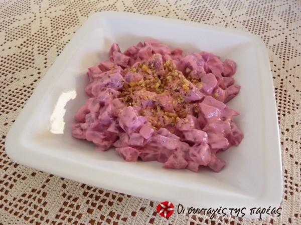 Beetroot salad #cooklikegreeks #beetrootsalad #salad
