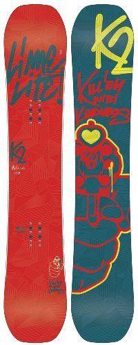 K2 Lime Lite Snowboard 153 Womens by K2. K2 Lime Lite Snowboard 153 Womens. 153.