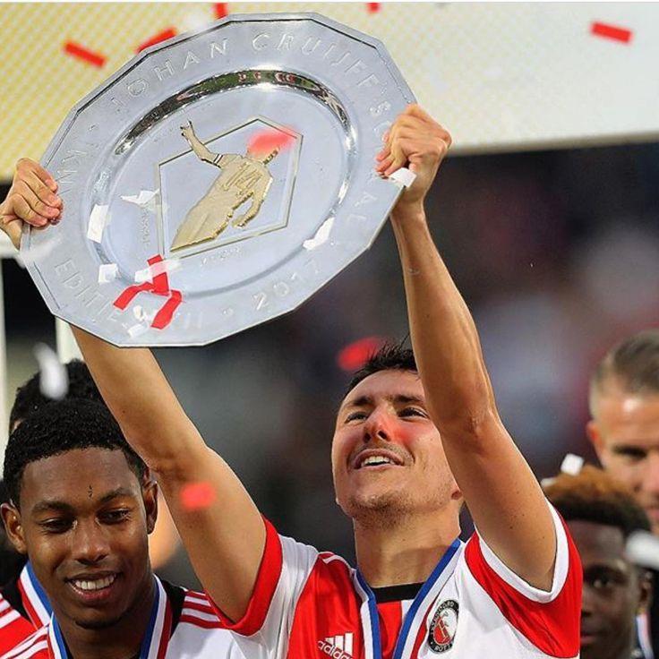 Feyenoord wint de Johan Cruijff schaal! (1-1 wns) #feyvit #jcschaal #feyenoord