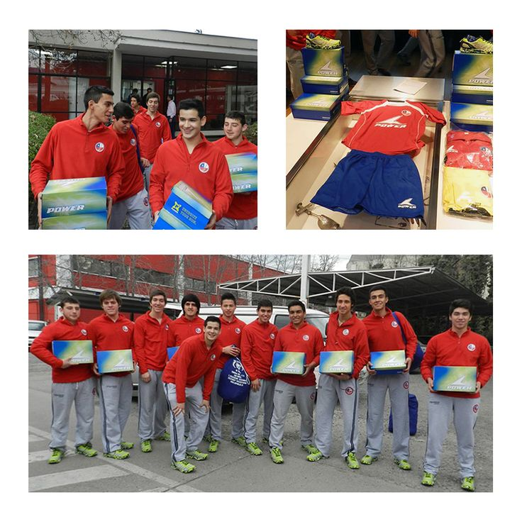 At Power we're proud to be the official sponsors of the Chilean U20 National Hockey Team. Go team! #PlayOn