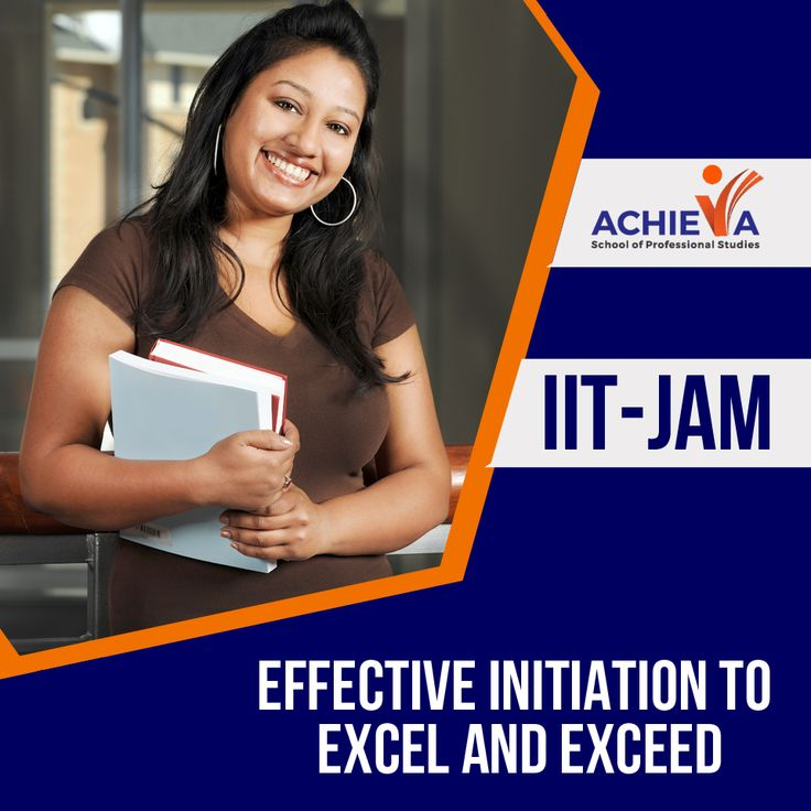 Determination & Hard Work Sets a Smooth Sail to Success.Interactive Career Guidance Session for IIT JAM!Enroll now! Visit us @ http://amp.gs/pWpN #Achieve with #Achieva