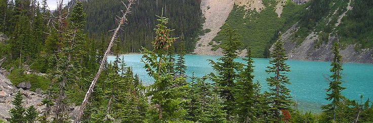 Joffre Lakes (Intermediate). Time: 5 hr. Distance: 11 km. Elevation Gain: 400 m