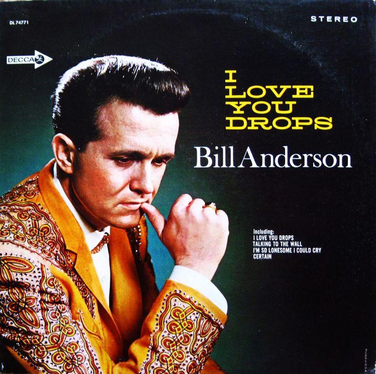 Bill Anderson Album Covers - Google Search