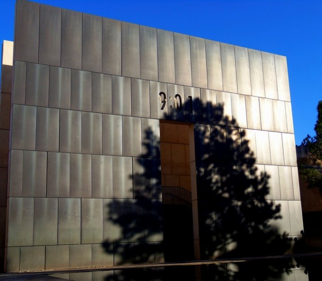 Visiting the Oklahoma City National Memorial and Museum, and explaining its importance to children