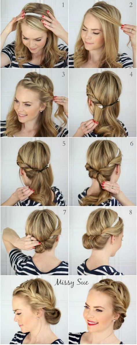 10 light hairstyles for the summer – hairstyles – #den # hairstyles # for #light #summer