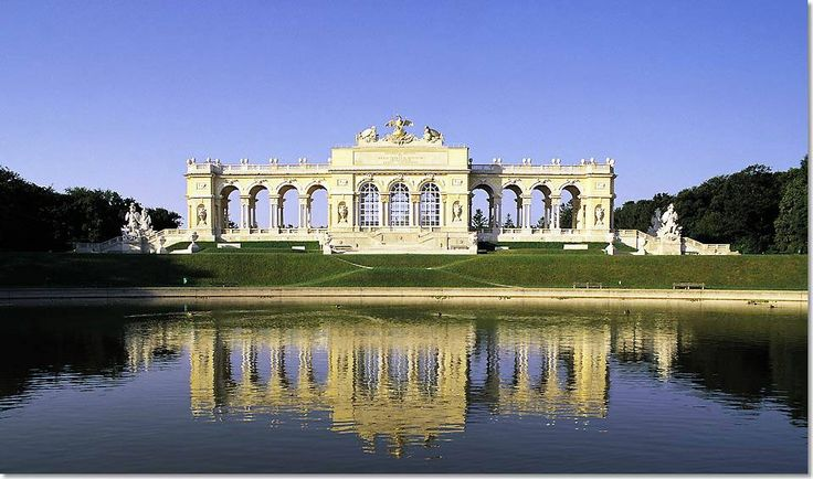 Gloriette Schönbrunn Oferte turistice http://www.eurekareisen.ro/pachete-tematice/city-break/115-city-break-viena-individual