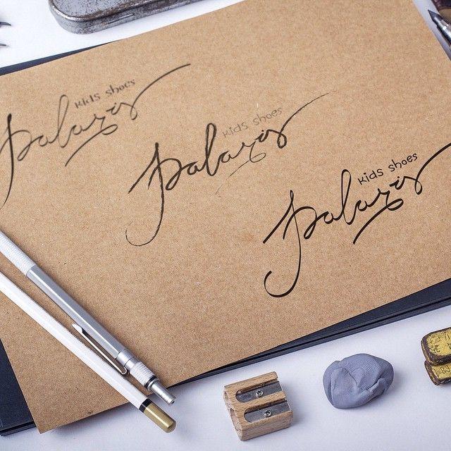 Продолжается сотрудничество с детской обувной фабрикой #PALARIS. В поисках хорошего логотипа..)) #лого #логотип #дизайнлоготипа #design #decohata #decohata_firmstyle