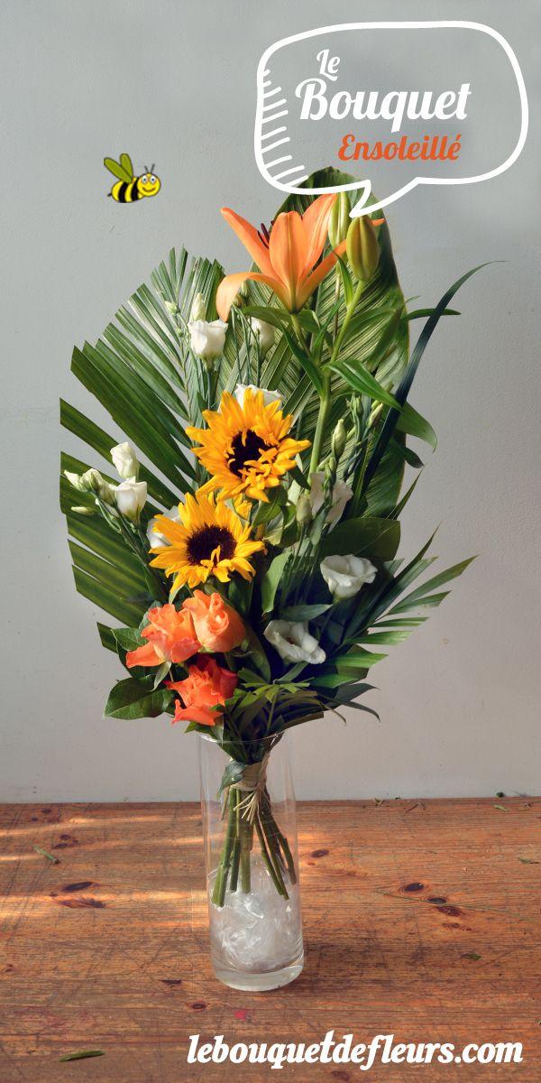 les 25 meilleures id es de la cat gorie bouquets de tournesol sur pinterest bouquets de. Black Bedroom Furniture Sets. Home Design Ideas