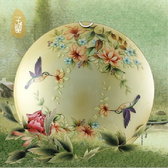 Modern vintage Chinese classic design E27 12W LED via E-Passion Co., Ltd,. Click on the image to see more!