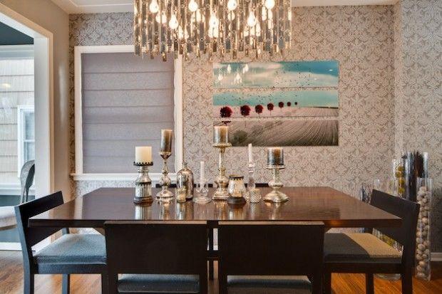 Bon 25 Elegant Dining Table Centerpiece Ideas | Dining Room Table Centerpieces,  Contemporary Dining Rooms And Dining Room Table
