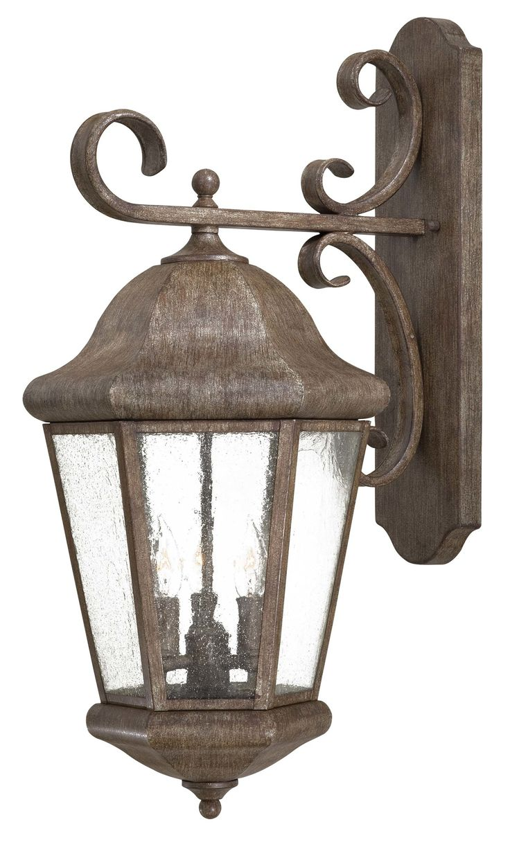 Taylor Court 3 Light Outdoor Wall Lantern