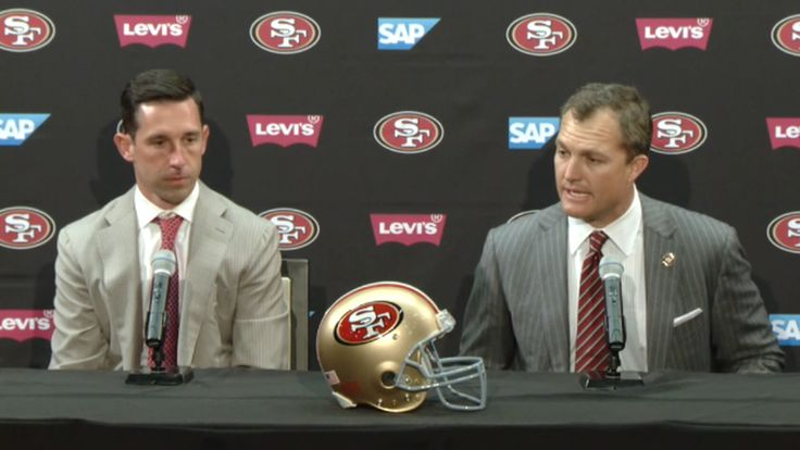 49ers draft analysis: John Lynch's confidence, Kyle Shanahan's set-up for the next QB, and more