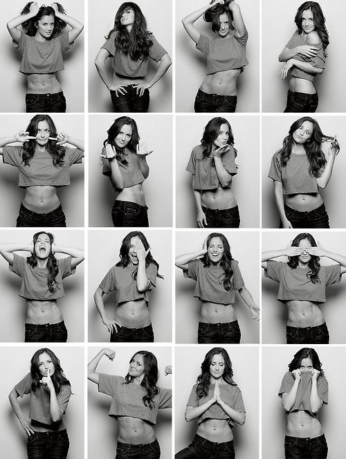 could Minka Kelly be any more perf