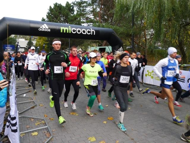 12,5km celebrating The day of students in Slovakia