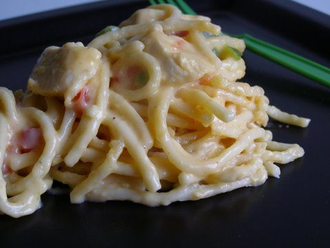 Chicken Spaghetti | Food and Drinks! :) | Pinterest ...