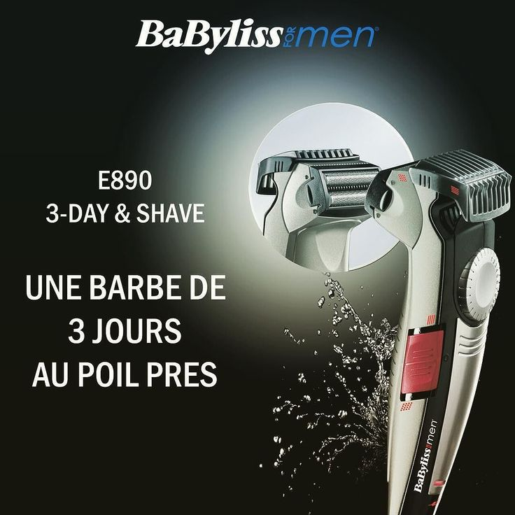 Une petite flemme vous envahit ? On vous comprend.. Mais laissez vous aller avec style. La tondeuse barbe 3-Day & Shave vous permet d'obtenir une barbe de 3 jours bien entretenue !  #style #beardgrooming #hommeabarbe #styles #mensgrooming #menstyles #beardgang #perfection #barberlife #barber #bigbeard #corps #tondeuse #body #masculin #menwithbeard #getbearded #beardofinstagram #styleoftheday #barbe #beardlife #barbergrade #mensessentials #trimmer #beauté #soin #menandtheirbeards…