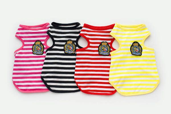 Cães gatos estilo britânico faixa colete de quatro pet cat dog camiseta filhote de cachorro traje animais suprimentos alishoppbrasil