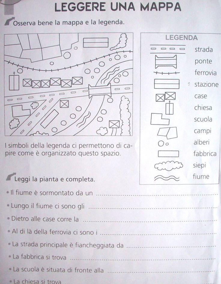 legende e simboli (Geografia)