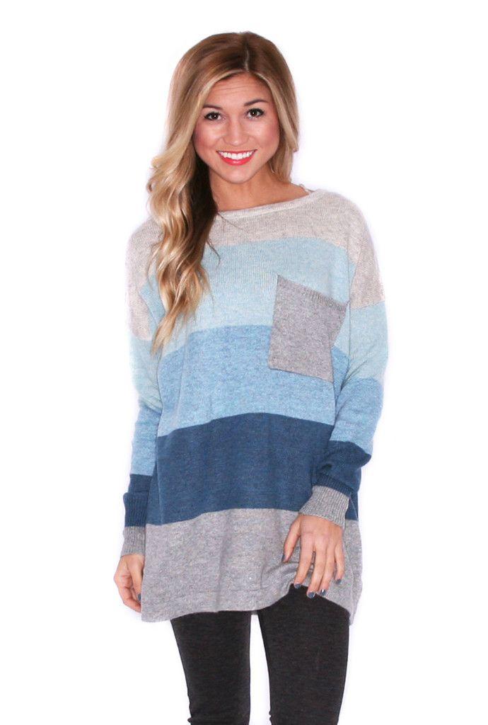 Cozy Luxury Light Blue/Heather Grey