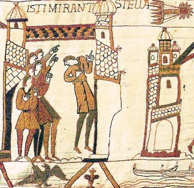 La Tapisserie de Bayeux : 70 mètres de long sur 50 centimètres de haut. Le…