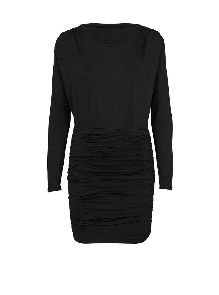 JUST FEMALE AW 2014 // BEYMAN TWIST DRESS