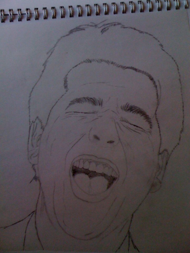 Michael McIntyre. Not finished.. r.hattonx