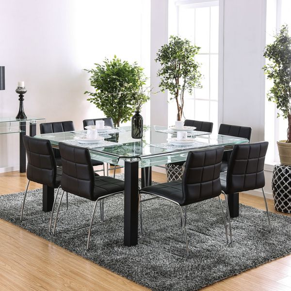 Best 25+ Glass top dining table ideas on Pinterest | Glass dining ...
