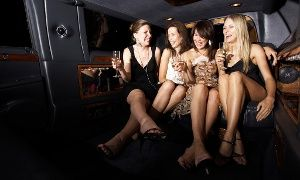 Groupon - $ 37 for a Nightclub Package with Open Bar and Limo Ride from Miami Beach Party Tours ($120 Value) in Miami Beach. Groupon deal price: $37