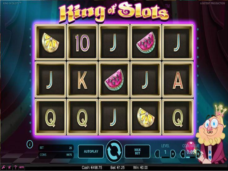 Speelautomaat King of slots - Win automaat King of slots biedt een aangenaame spel belevenis en hooge winsten aan. In het automaat wachten vele super functies op je en veel gratis rondes. - http://www.speel-automaten.club/spellen/speelautomaat-king-of-slots #Gokautomaat #KingOfSlots #Speelautomaat #Jackpot