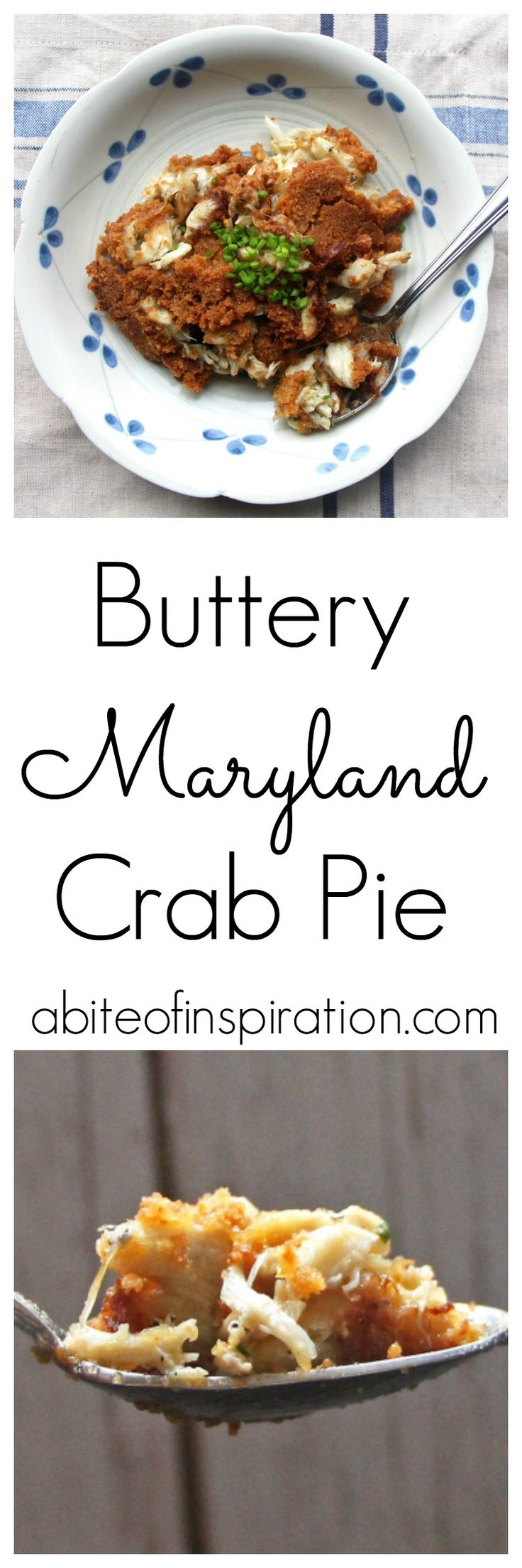 This crab pot pie is filled with succulent jumbo lump crab meat swimming in delicious chive butter and topped off with a golden crust.